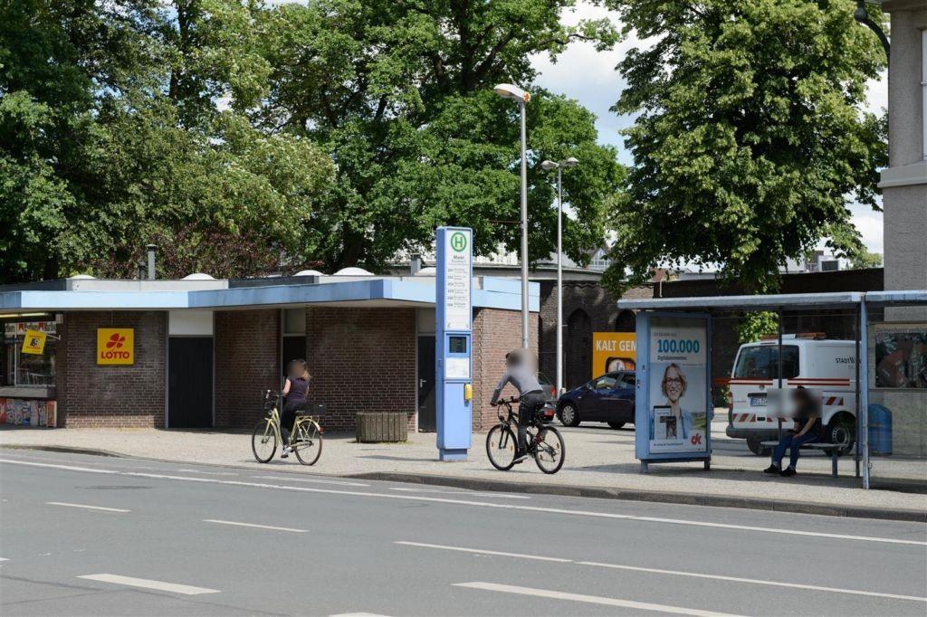 Am Stadtwall/Markt/Bahnsteig C/We.re.