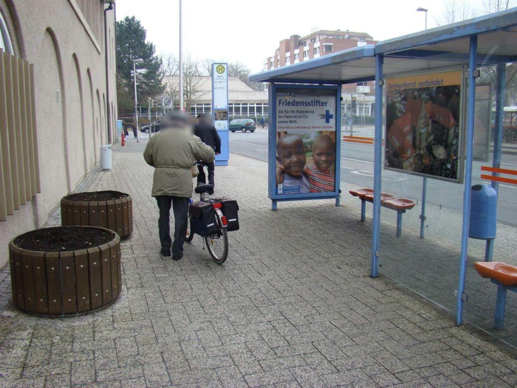 Am Stadtwall/Markt/Bahnsteig C re. innen