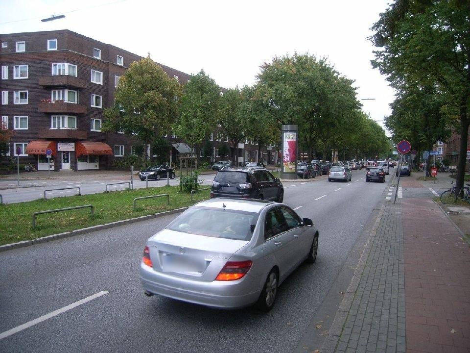 Sievekingsallee/Perthesweg