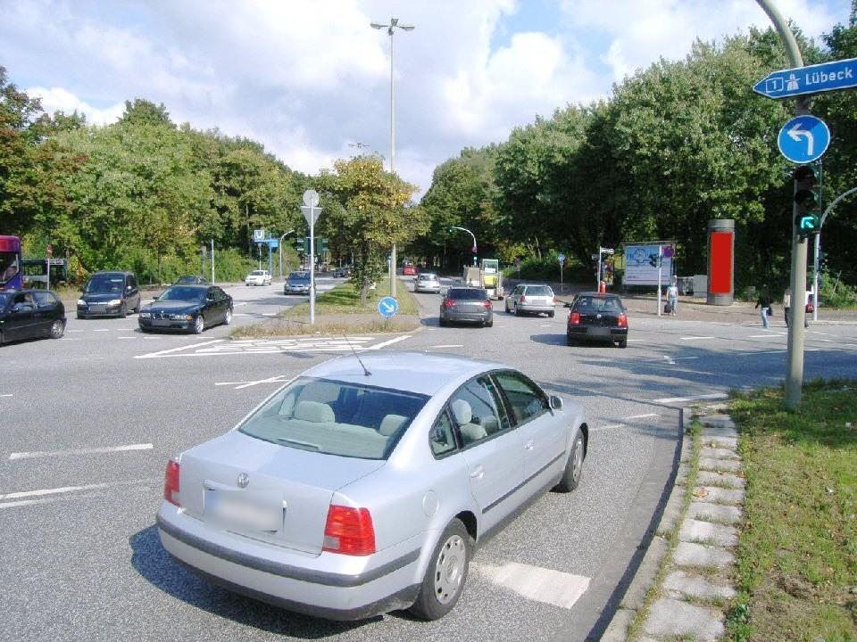 Sievekingdamm/Hammer Landstr.