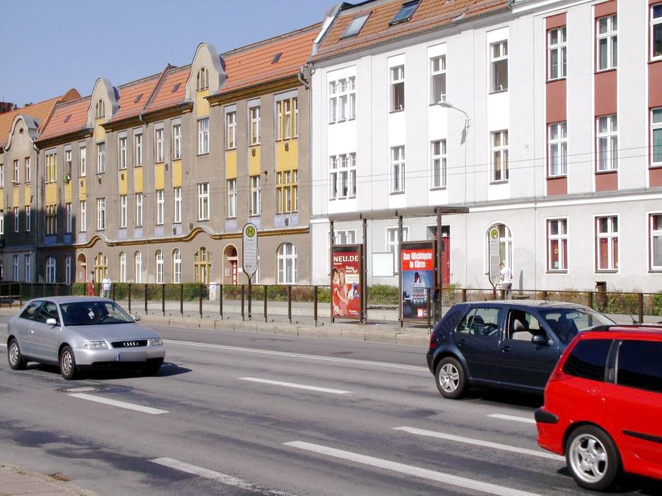 Leipziger Str.  57 Höhe Stakerweg sew.