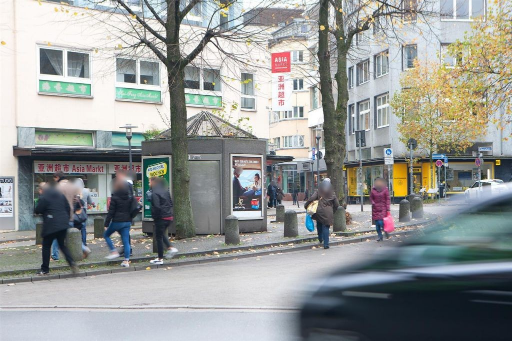 Kopstadtplatz/WC-Anlage/Si. Kopstadt-Passage