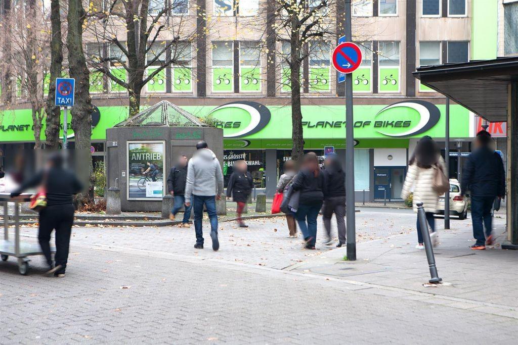 Kopstadtplatz/WC-Anlage/Si. Limbecker Str.