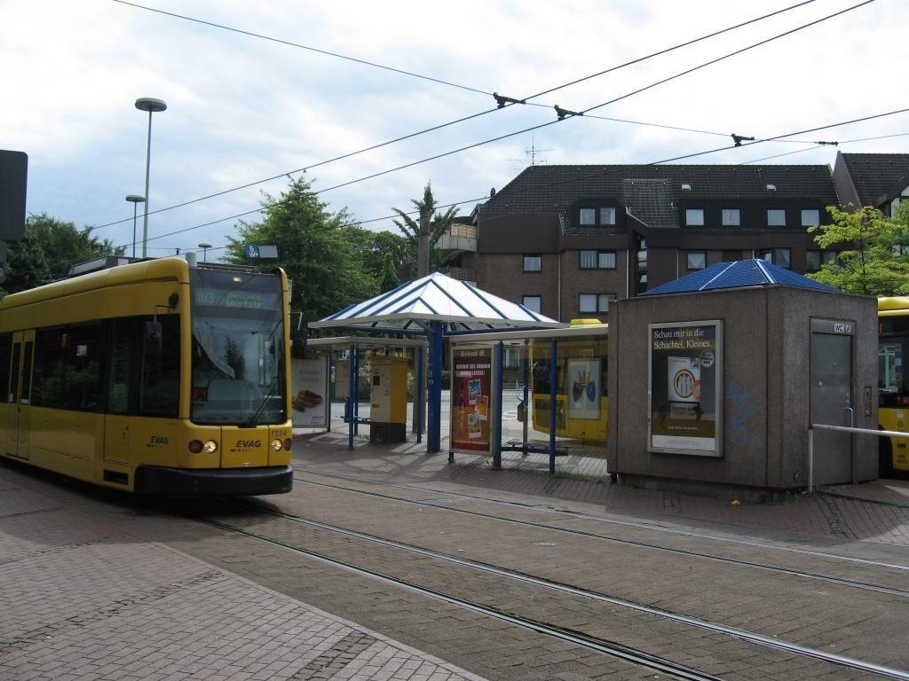 Marktstr./Fürstäbtissinstr./Ri. Frintrop/RS