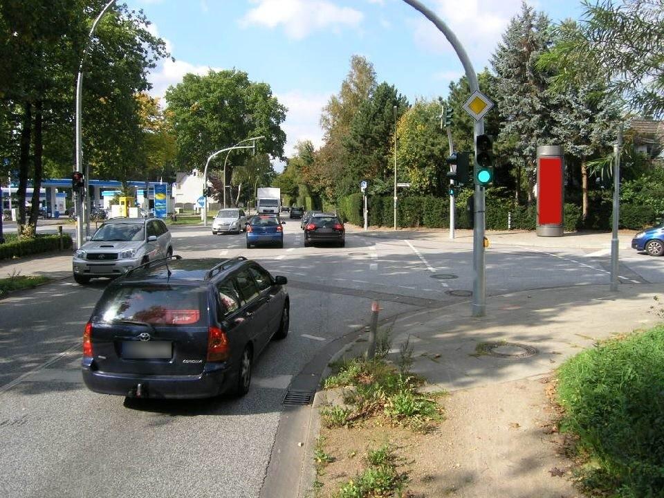Meiendorfer Mühlenweg geg. Volksdorfer Weg