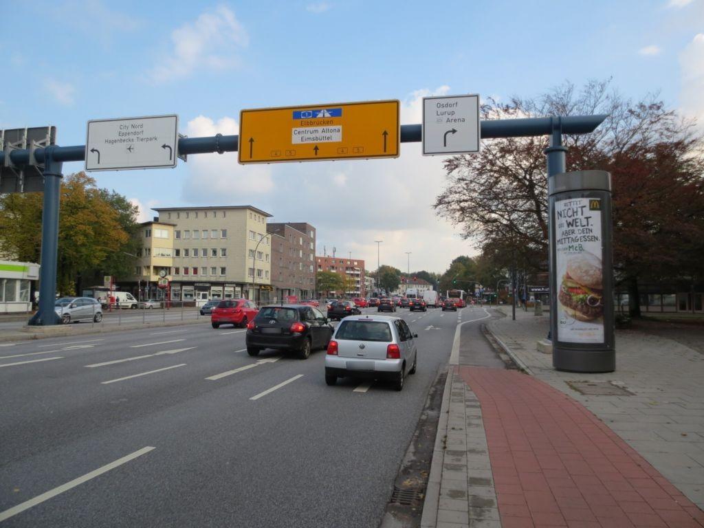 Kieler Str. neb. 425/Alte Volksparkstr.