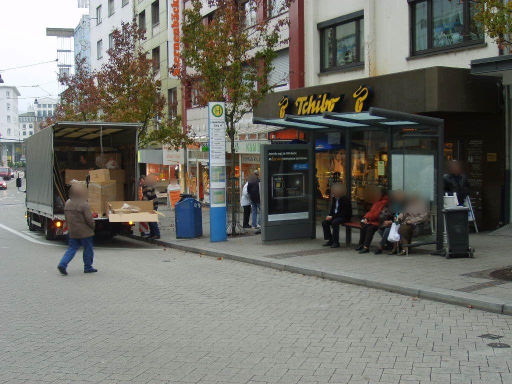 Leopoldstr./HST Leopoldstr. Steig 14/We.re.