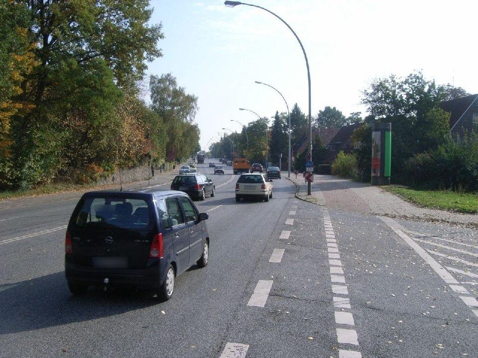 Bergedorfer Str./Krusestr.