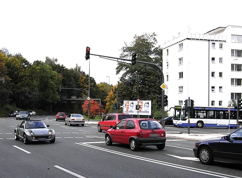 Kleeblatt 64 quer/Südstr.