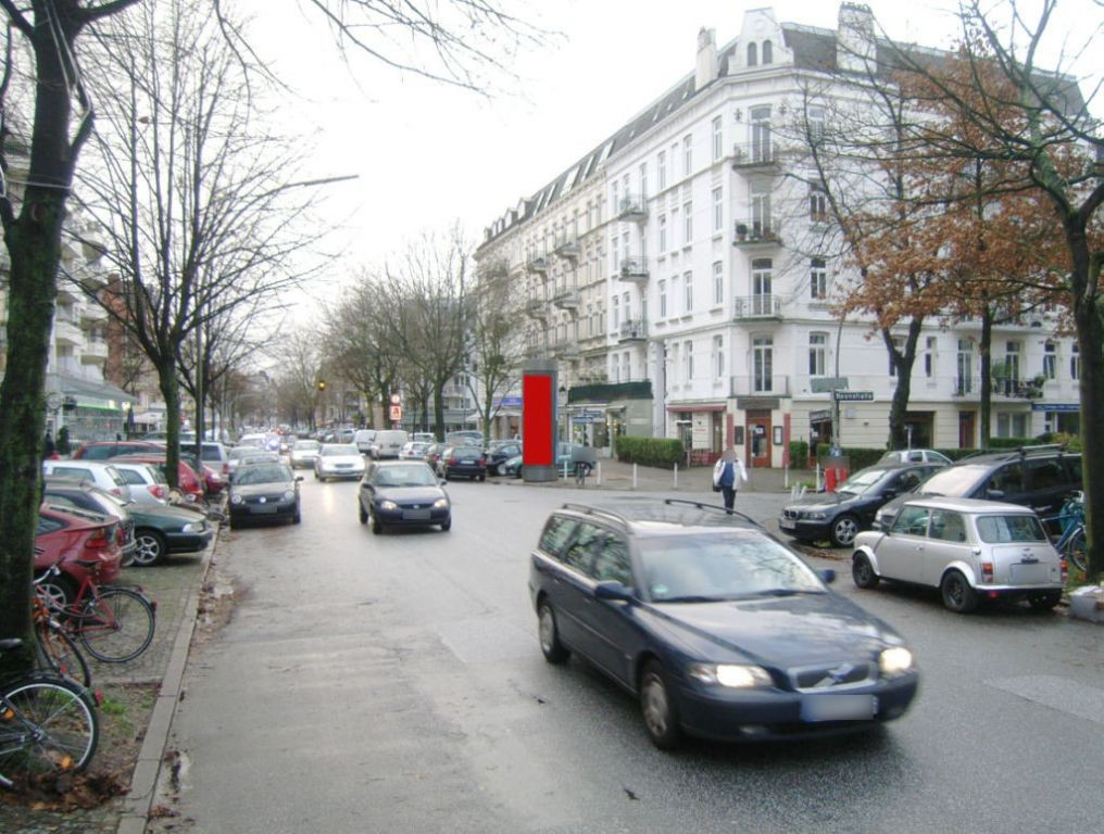Eppendorfer Weg 176/Roonstr. 2