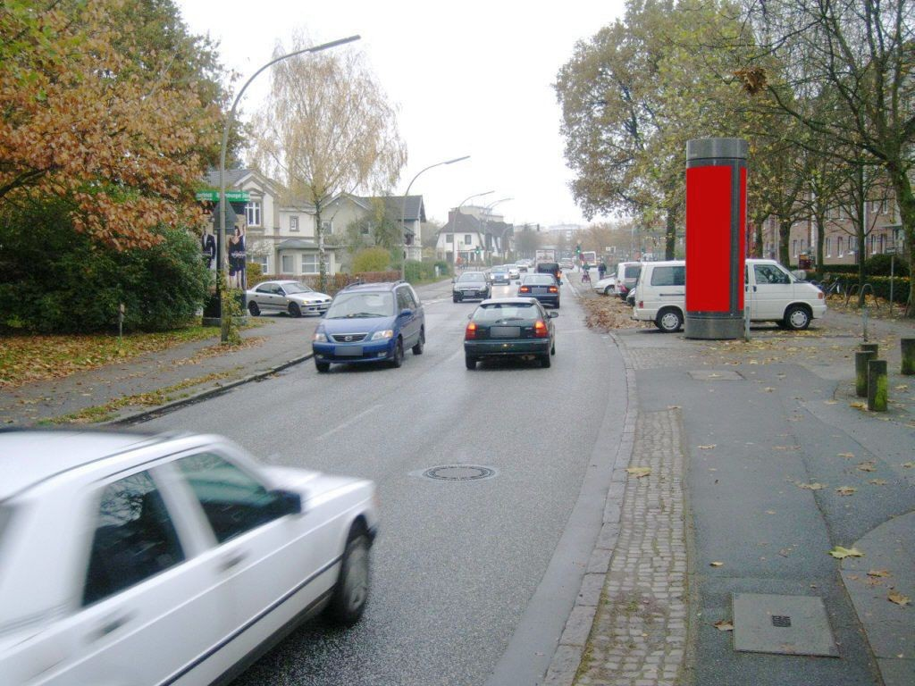 Pinneberger Chaussee/Upn Hornack