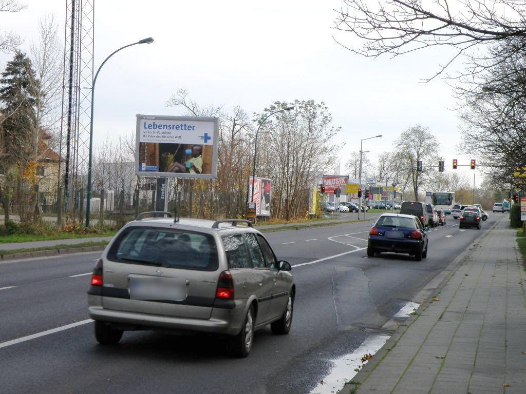 Berliner Chaussee geg. Telekom/We.li. CS