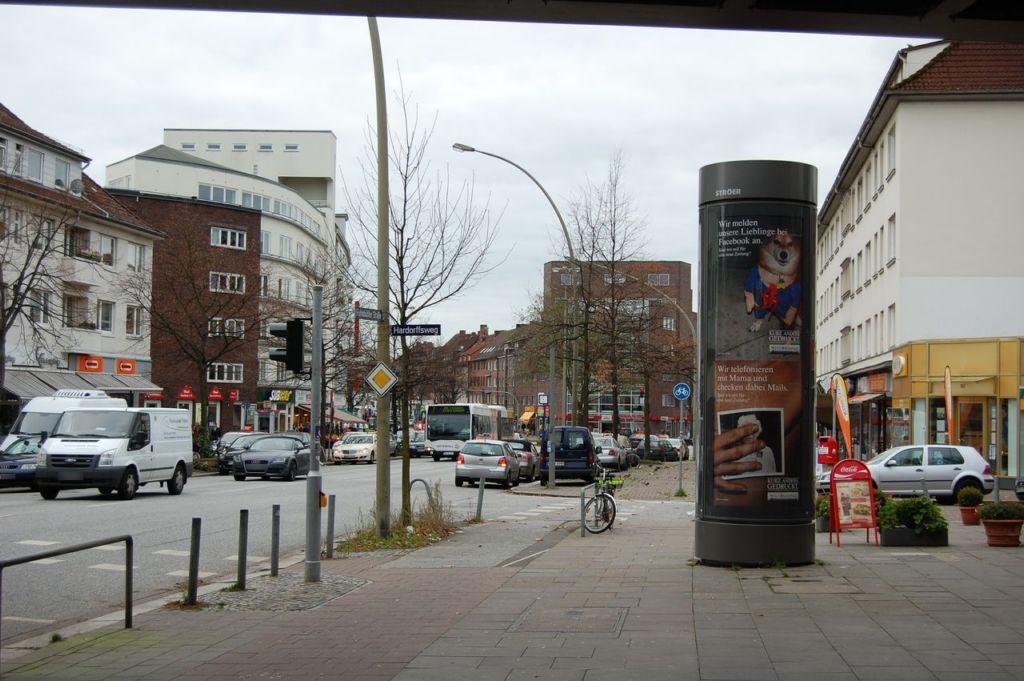 Fuhlsbüttler Str./Hardorffsweg