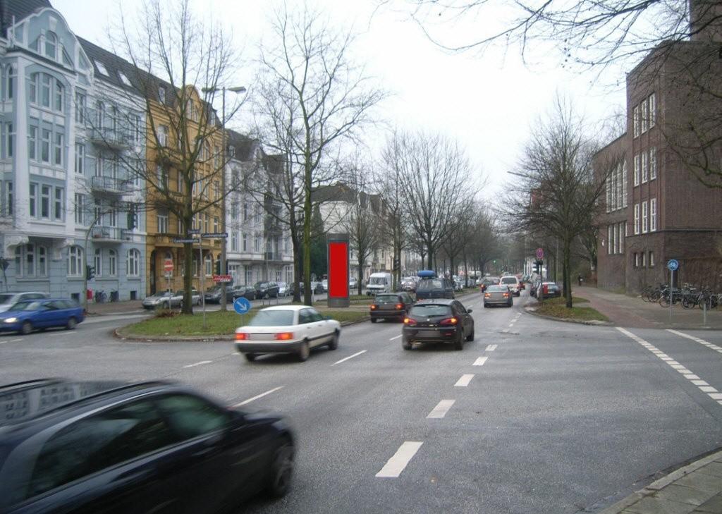 Breitenfelder Str./Curschmannstr./Mittelinsel