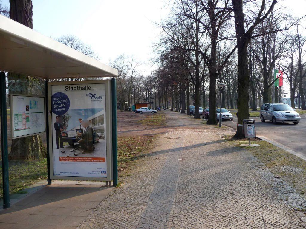 Heinrich-Heine-Platz/Stadthalle re. We.li.