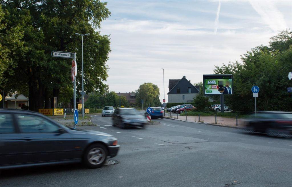 Alt-Vinnhorst/Beneckeallee We.re. CS