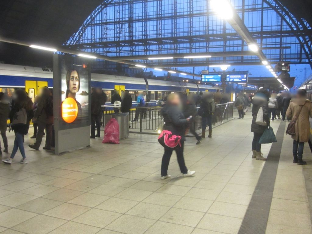 Hbf, Bahnsteig Gleis 5/6 Abschnitt C, Seite Gl. 6