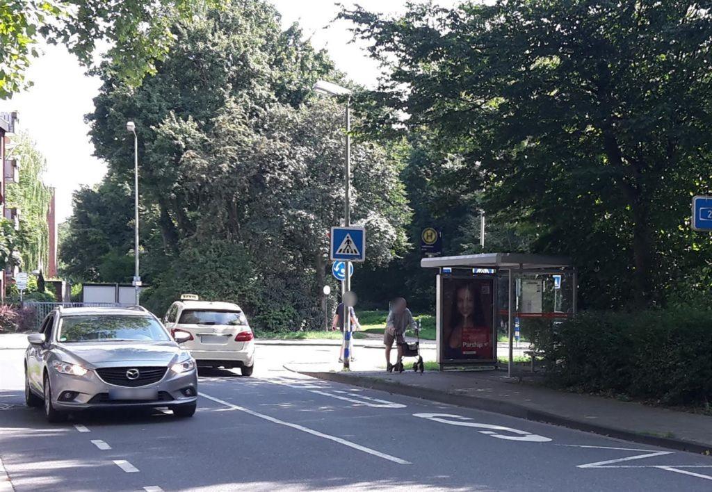 Fahrner Str. geg. 60/Ziegelhorststr./We.re.