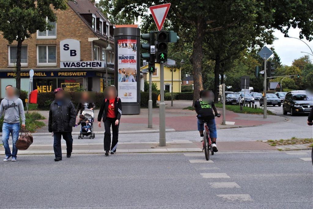 Holsteiner Chaussee/Eidelstedter Platz