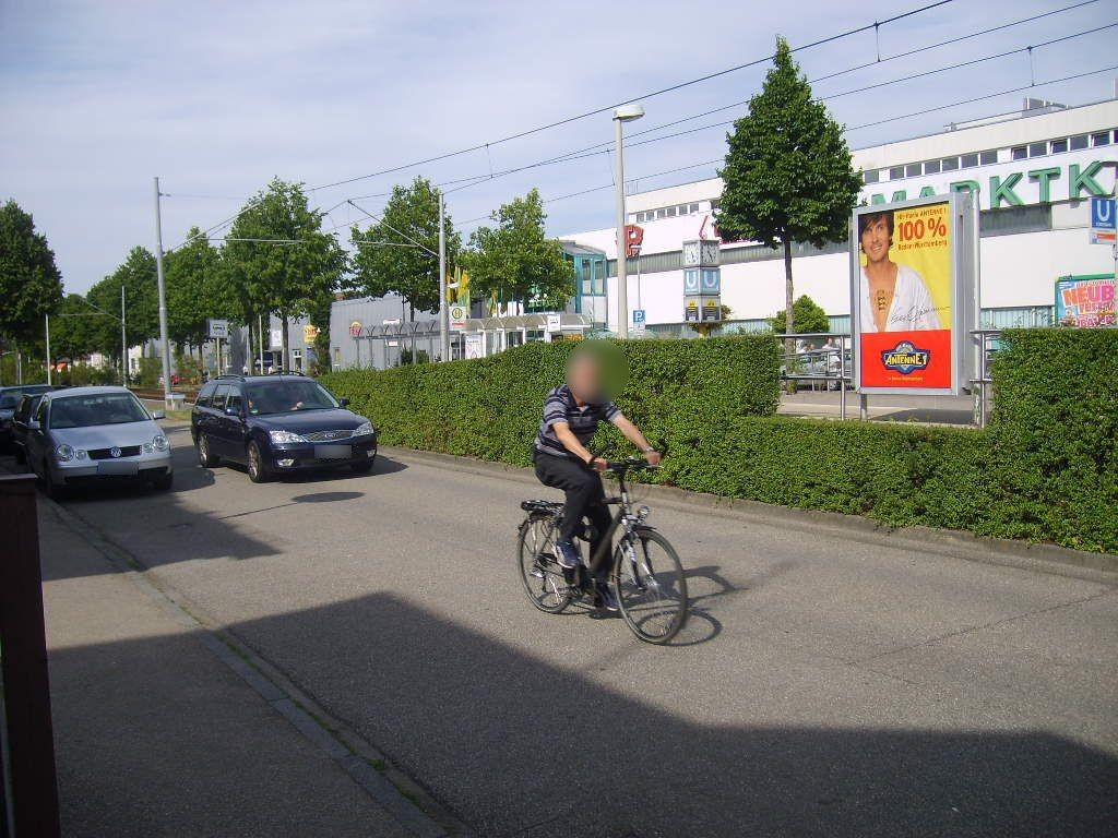 Max-Lang-Str. saw. 4/Stadtbahn/ RS