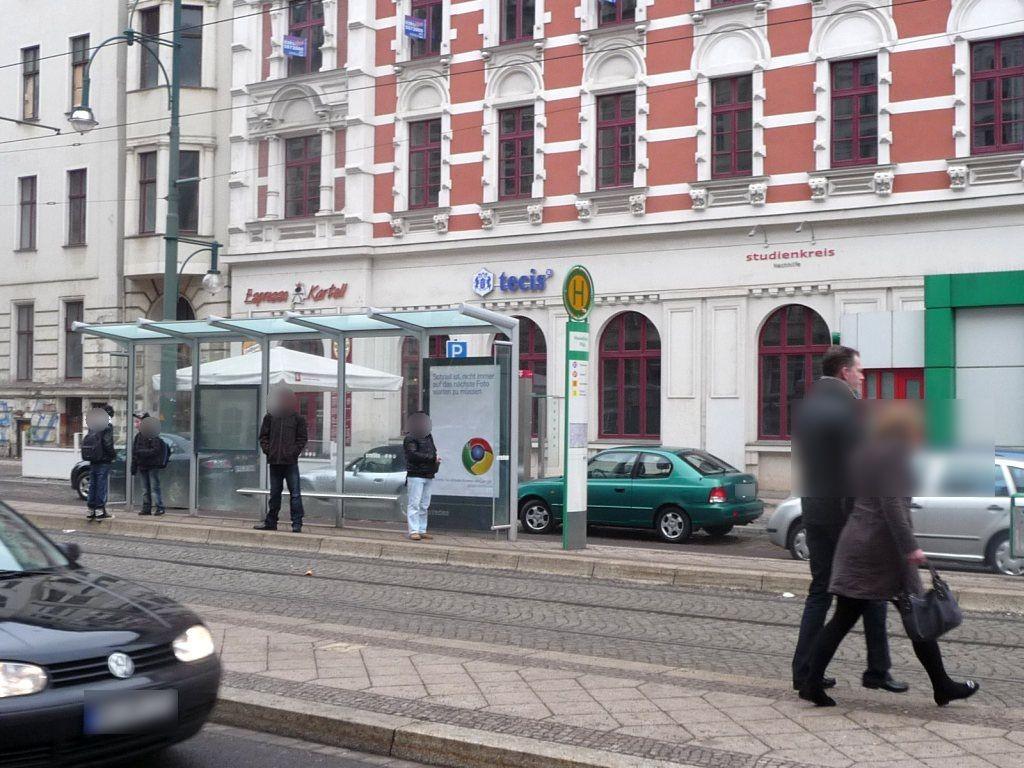 Otto-v.-Guericke-Str.  56/Hasselbachplatz re. VS
