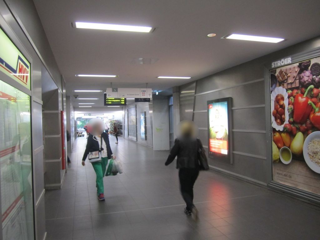 S-Bf Ohlsdorf, Tunnel, Ausg.Fuhlsb.Str
