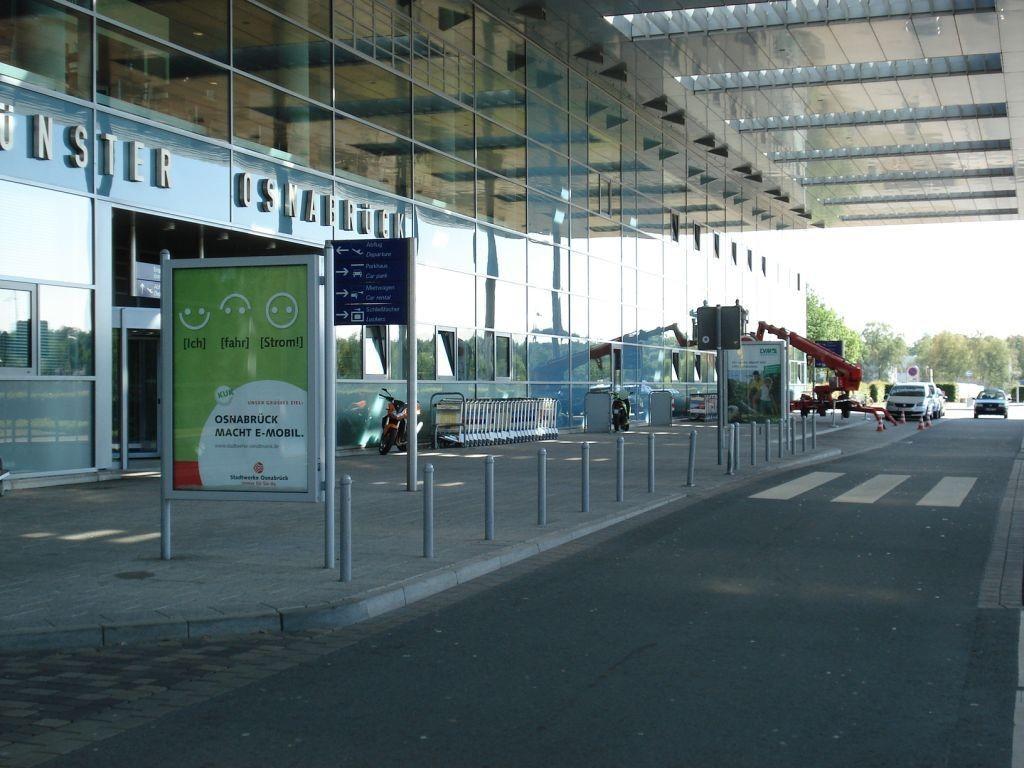 Hüttruper Heide/Terminal Abflug 4/We.li.
