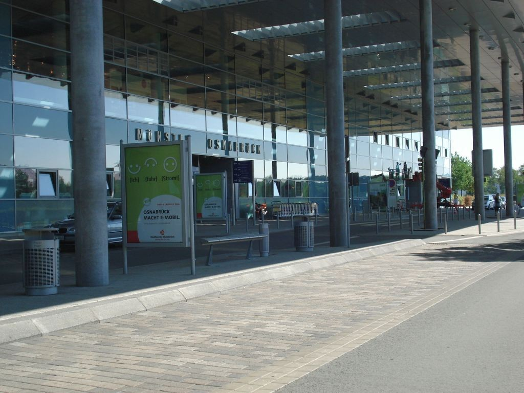 Hüttruper Heide/Terminal Abflug 5/We.li.