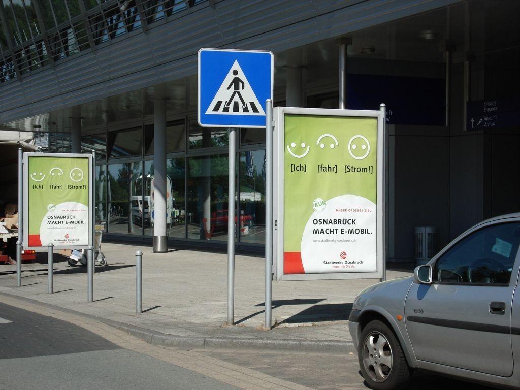 Hüttruper Heide/Terminal Ankunft 3/We.re.