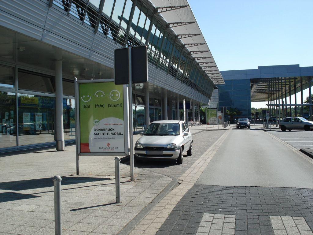 Hüttruper Heide/Terminal Ankunft 3/We.li.