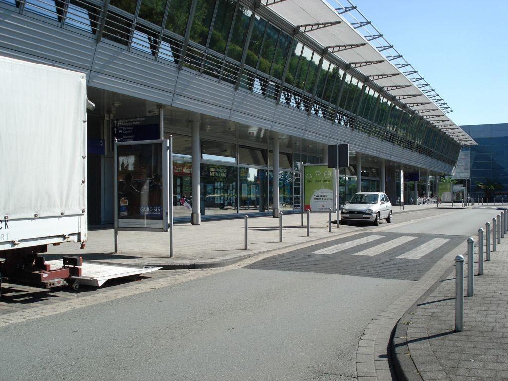 Hüttruper Heide/Terminal Ankunft 4/We.li.