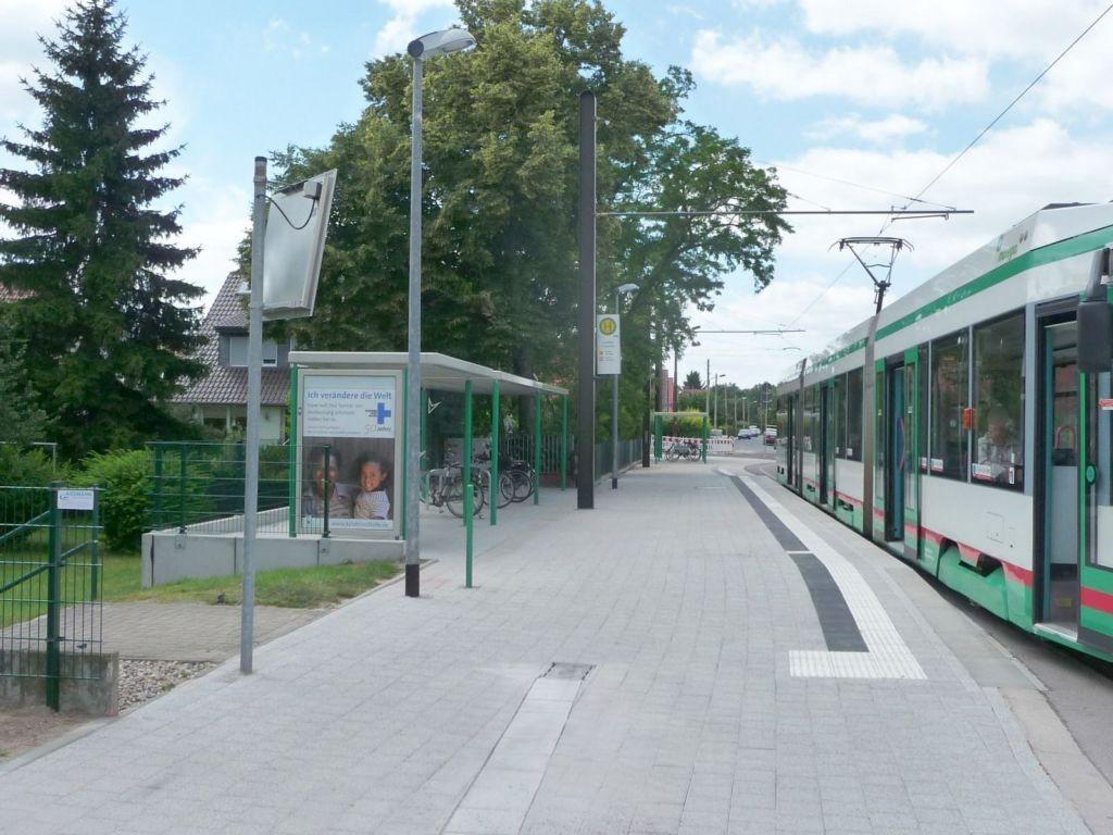 Quittenweg/Leipziger Chaussee/We.li.