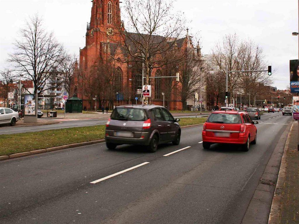 Schloßwender Str./An der Christuskirche/We.li.