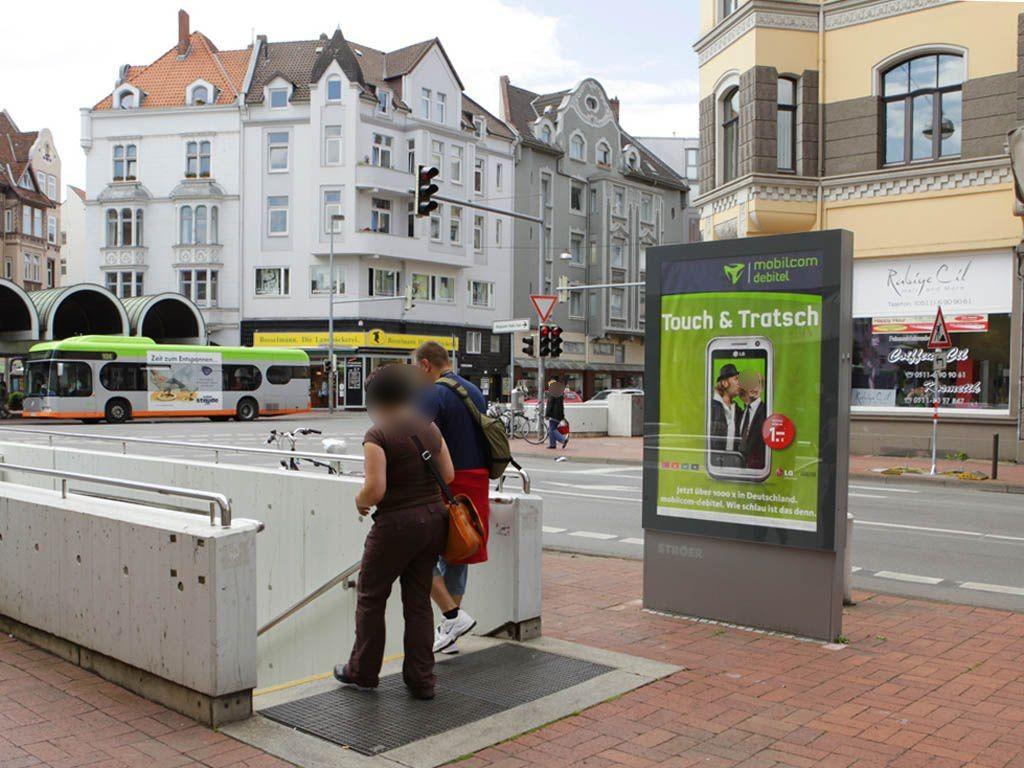 Podbielskistr.   2/Lister Platz/We.li.