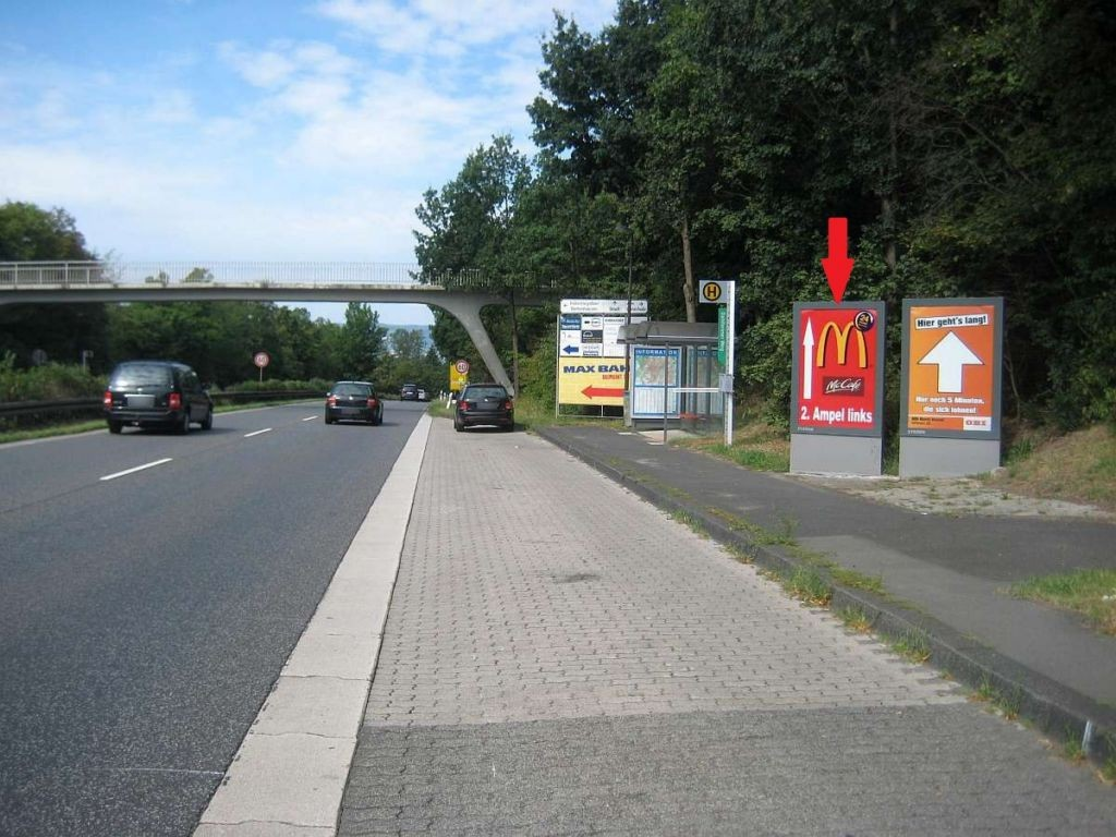 Dresdener Str./AS Kassel Nord/V li.