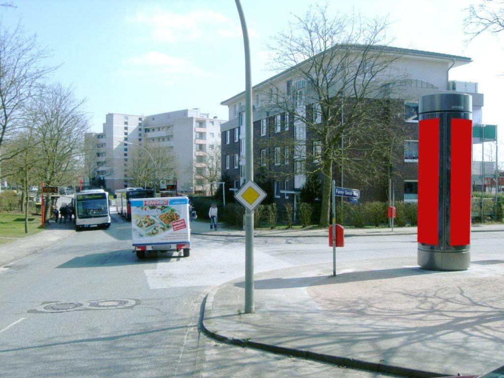 Fanny-David-Weg/Korachstr.
