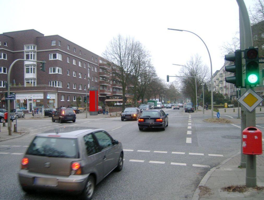 Friedensallee/Hohenzollernring