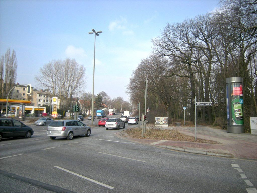 Robert-Schuman-Brücke/Jüthornstr.