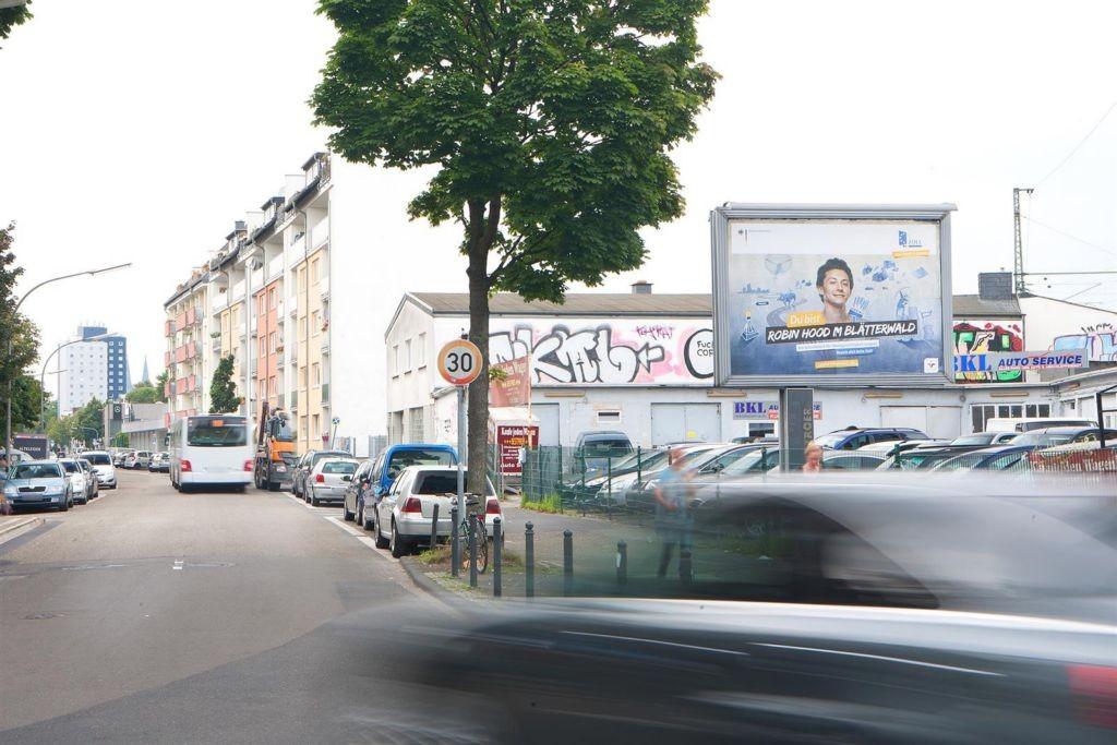 Gießener Str.  97/Taunusstr./We.re. CS