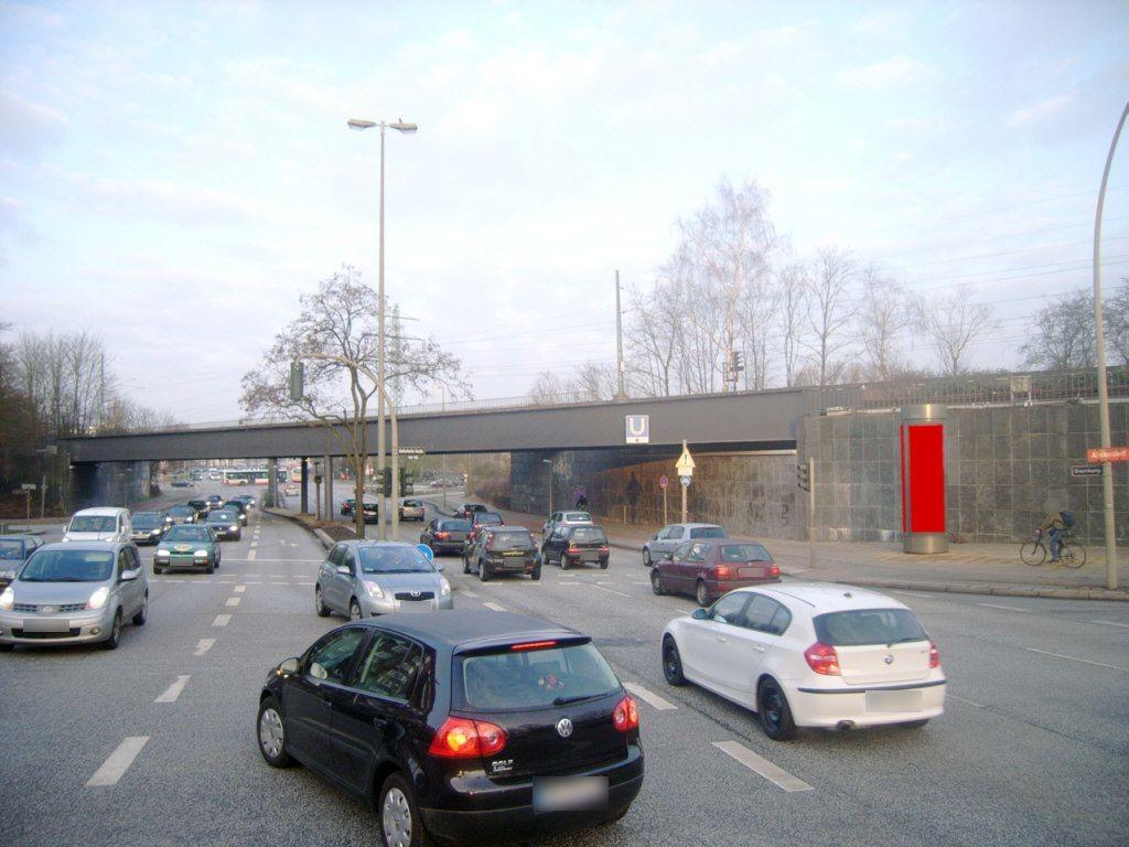 Braamkamp/Alsterdorfer Str.