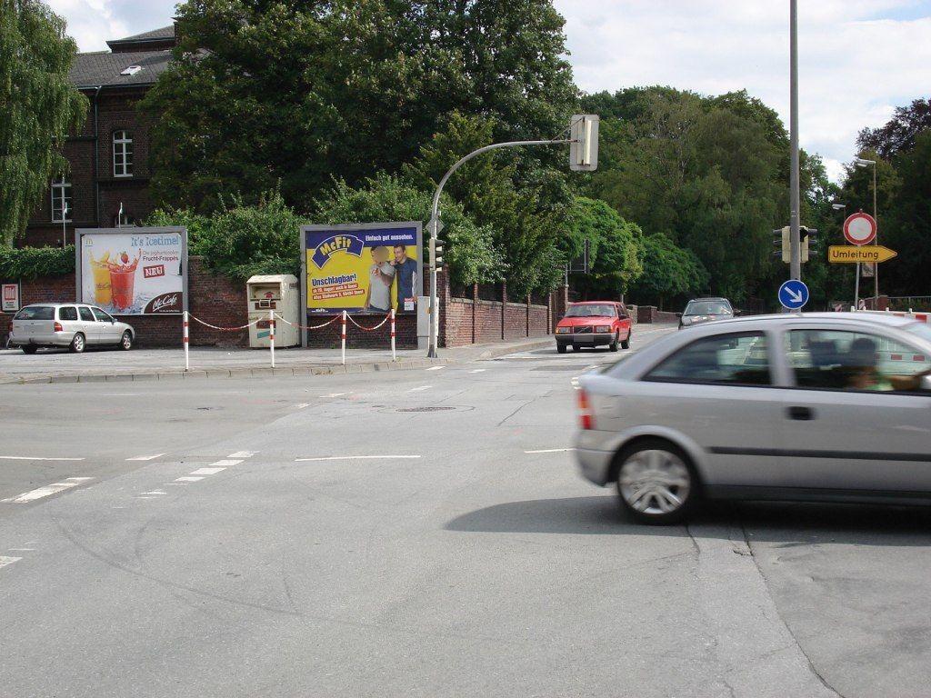 Immermannwall/Niederbergheimer Str. li.