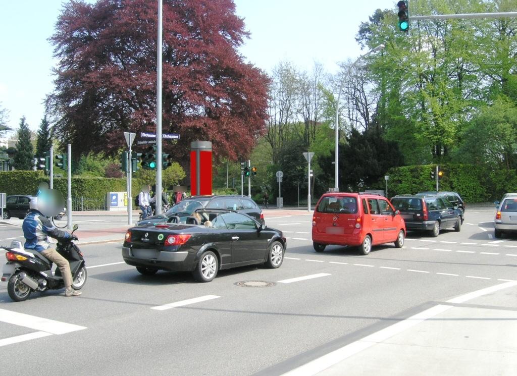 Schenefelder Landstr./Manteuffelstr./Elbchaussee
