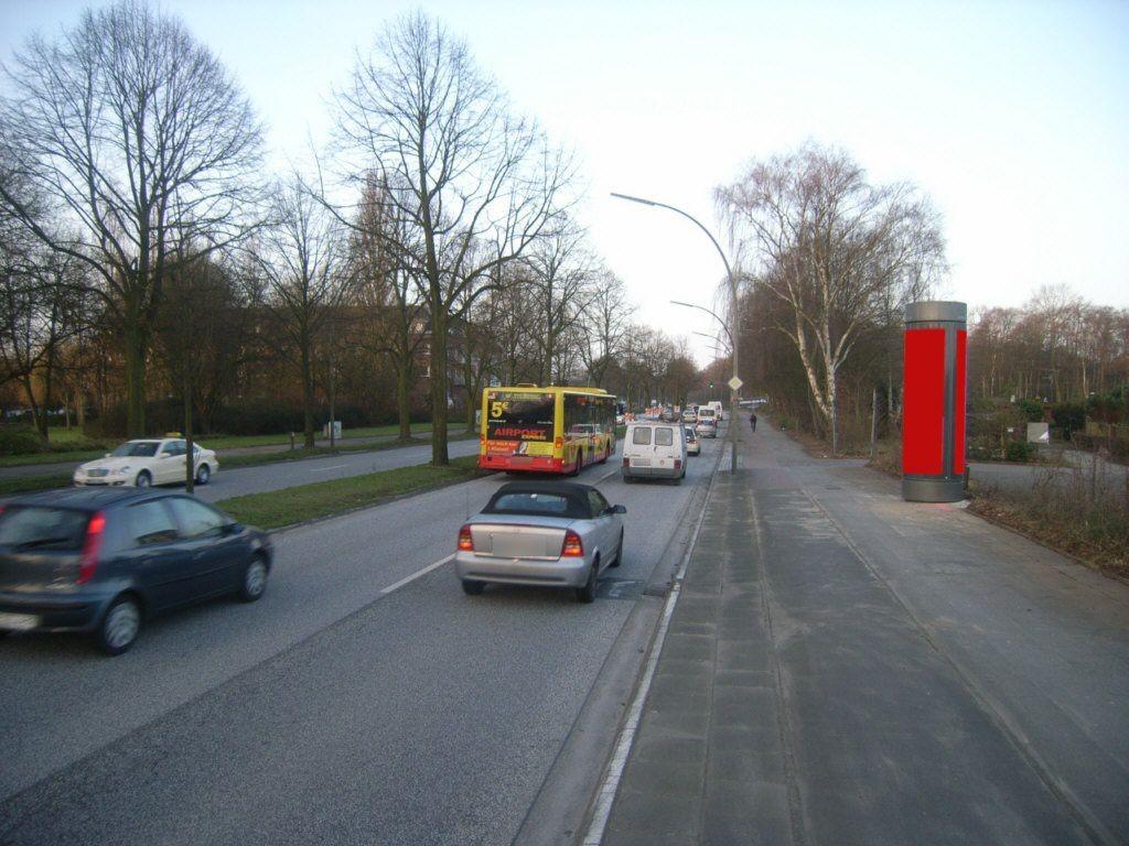 Alsterkrugchaussee Nh. Katharina-Jacob-Weg