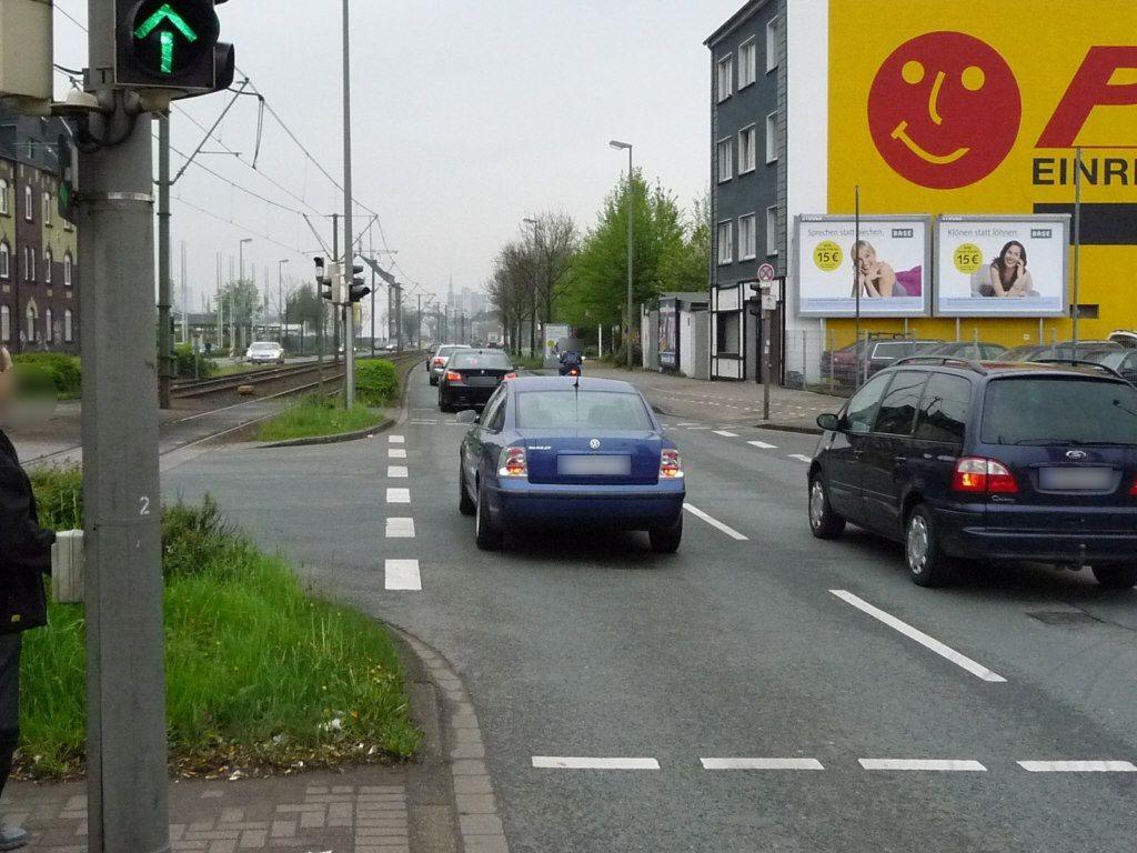 Bornstr. 258/Eisenstr. quer
