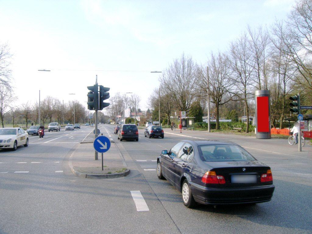 Luruper Chaussee/Stadionstr.