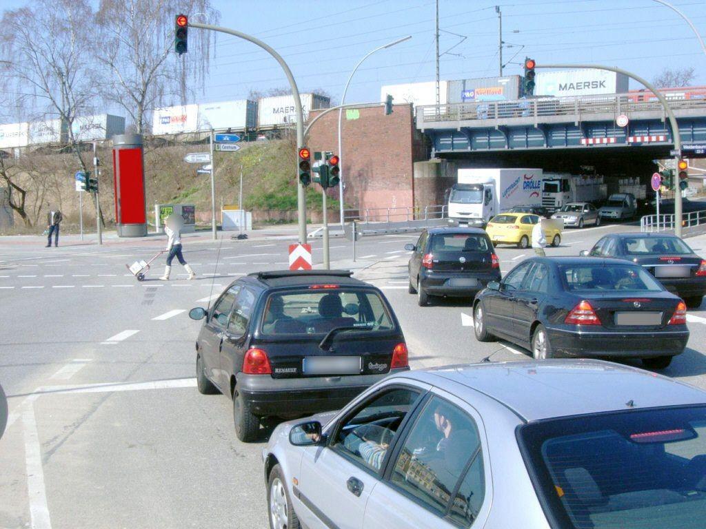 Bergedorfer Str./Weidenbaumsweg