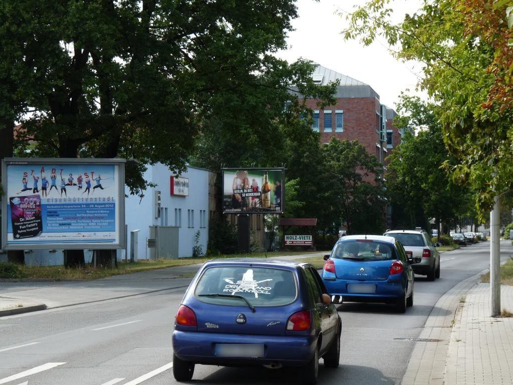 Merzdorfer Weg 38 li.quer Zuf. PP Märktebereich