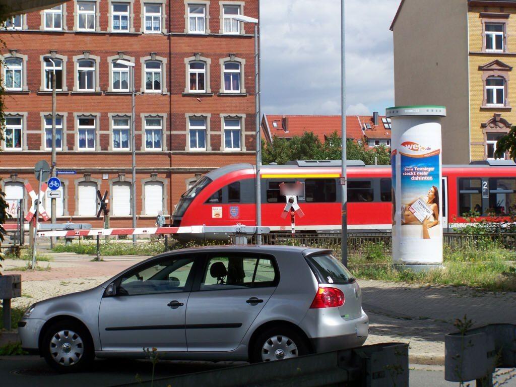 Magdeburger Allee/Bf  Erfurt Nord