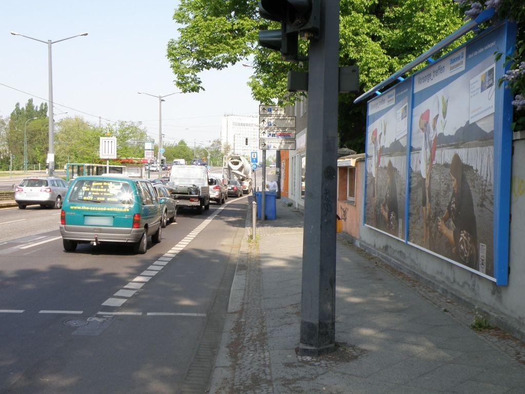 Heinrich-Mann-Allee geg. Brauhausberg