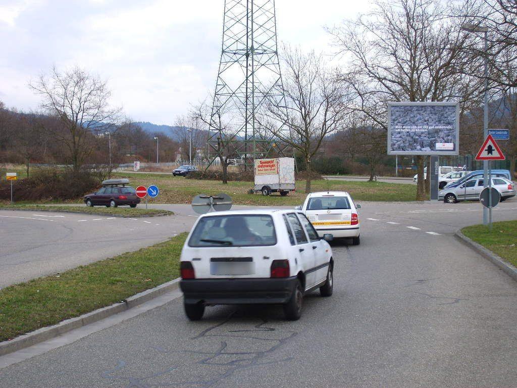 Basler Landstr.  17/Uffhauser Brücke CS